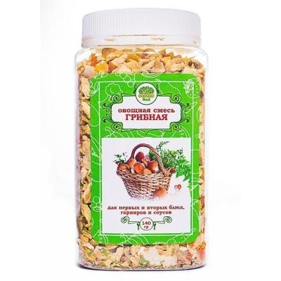 Овощная смесь Organic food Грибная