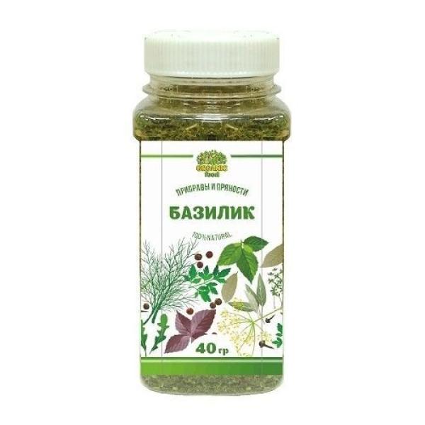 Базилик Organic food