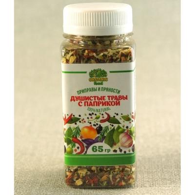 Душистые травы с паприкой Organic food