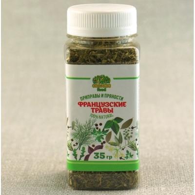 Французские травы Organic food