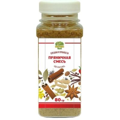 Пряничная смесь Organic food