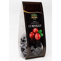 Брусника сублимированная Organic food в шоколадной глазури