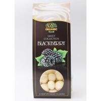 Ежевика сублимированная Organic food в йогуртовой глазури