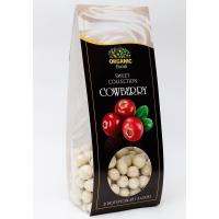 Брусника сублимированная Organic food в йогуртовой глазури