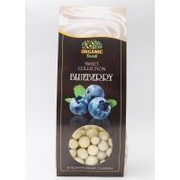 Черника сублимированная Organic food в йогуртовой глазури