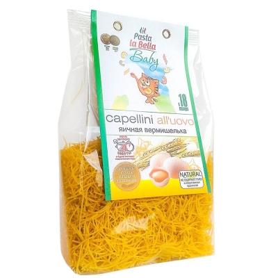 Вермишелька яичная Pasta la Bella BABY
