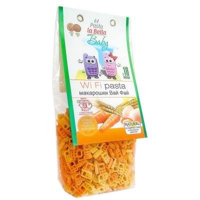 Макарошки Pasta la Bella BABY вай фай