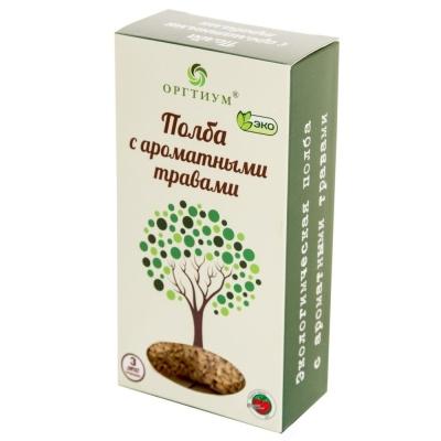 Полба Оргтиум экологическое с ароматными травами
