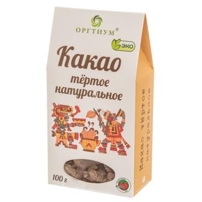 Какао-тертое Оргтиум