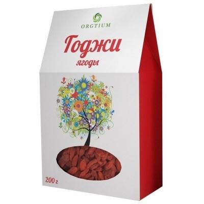 Ягоды Годжи Оргтиум