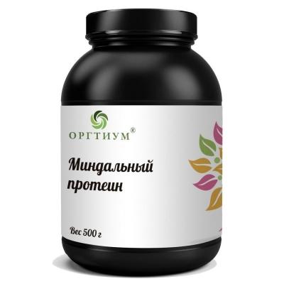 Протеин Оргтиум миндальный