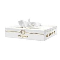 Салфетки Inseense бумажные белые 2 слоя 150шт (картонная коробка)