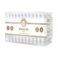 Палочки ватные Inseense для детской гигиены с ограничителями 50шт