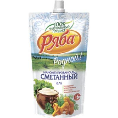 Майонез Ряба Сметанный Провансаль