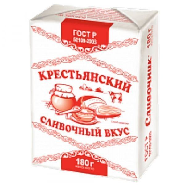 Спред Крестьянский Сливочник фол.