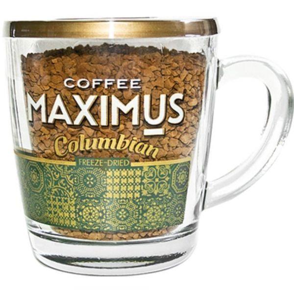 Кофе Мaximus Columbian ст.кружка