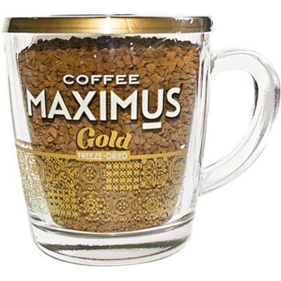 Кофе Мaximus Gold ст.кружка