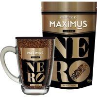 Кофе Мaximus Nero ст.кружка
