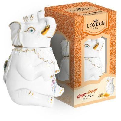 Чай London Tea Club Имбирь-Апельсин в чайнице