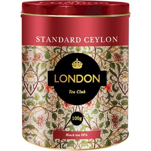 Чай London Tea Club Standard Ceylon ж/б