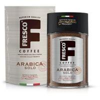 Кофе Fresco Арабика Solo кристал. ст/б