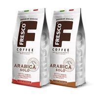 Кофе Fresco Арабика Solo Medium молотый пак