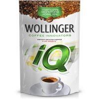 Кофе Арабика Wollnger IQ сублимированный с добавлением молотого