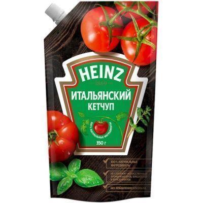 Кетчуп Хайнц Итальянский дой-пак