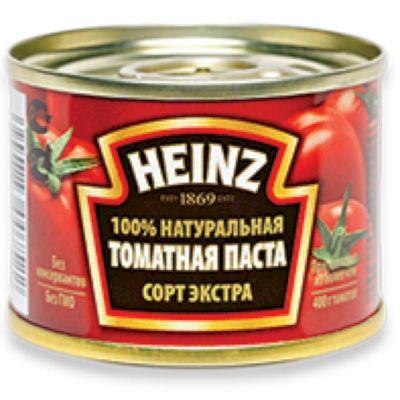Томатная паста Хайнц ж/б