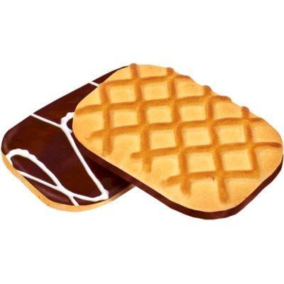 Печенье Дымка Сахарные вафельки глазированное