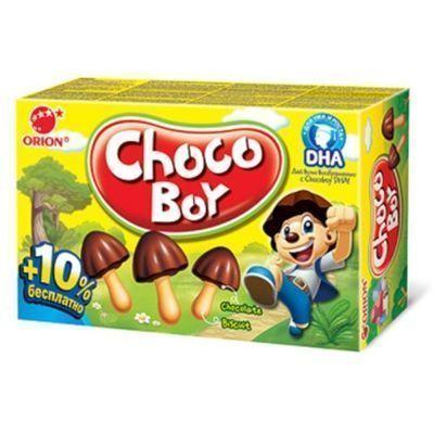 Печенье Орион Чоко-Бой