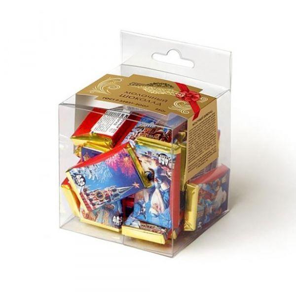 Шоколад молочный Сергиево-Посадская КФ НГ тубус