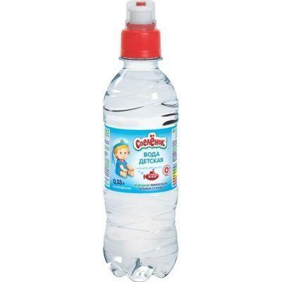 Вода Спеленок минеральная питьевая