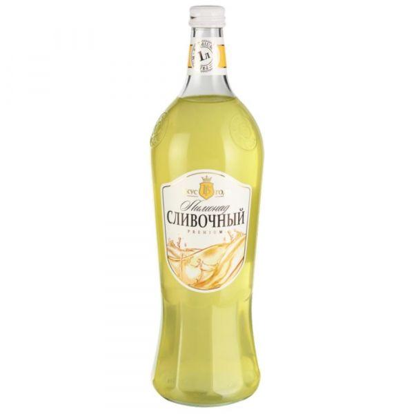 Лимонад Вкус года Сливочный ст/б