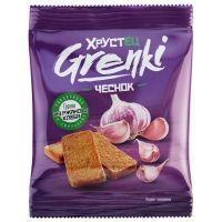 Гренки Хрустец со вкусом чеснока