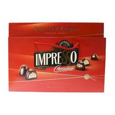 Набор конфет IMPRESSO Красный дизайн