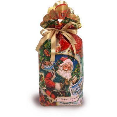 Новогодний подарок Подарок от Деда Мороза мех