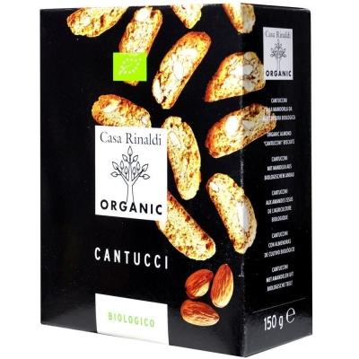 Печенье Casa Rinaldi Кантучини BIO с миндалём (поштучно)