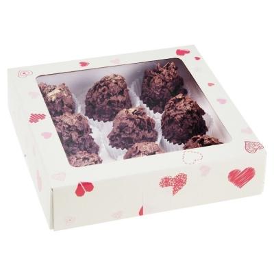 Конфеты ручной работы 'Бритарев' Крокант с фундуком и вафельной крошкой в молочном шоколаде