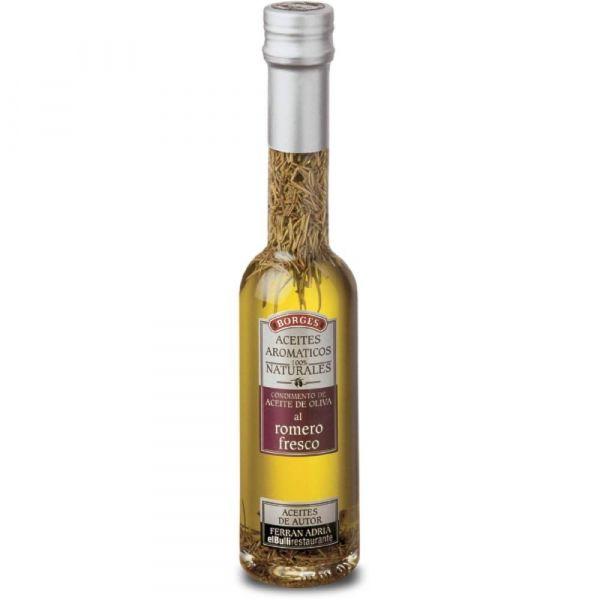Масло оливковое Borges со свежим розмарином с/б