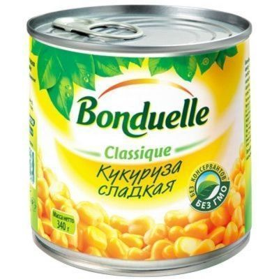 Кукуруза Бондюэль сладкая
