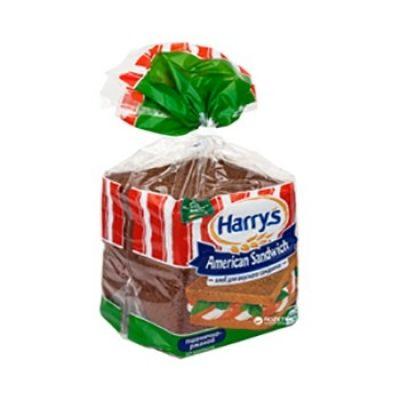 Хлеб Harry's для сэндвича пшенично-ржаной