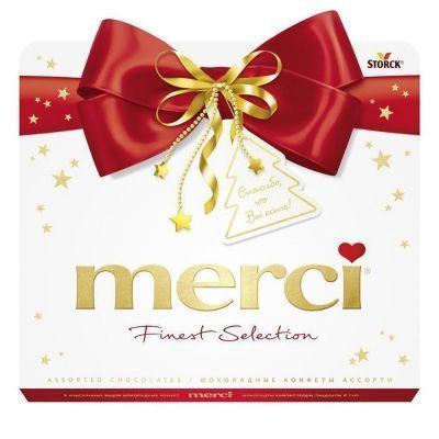 Шоколадный набор Merci Ассорти Подарок