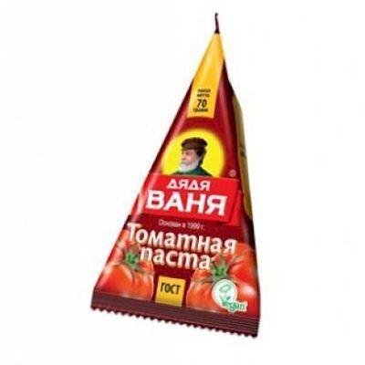 Паста томатная Дядя Ваня пирамидка