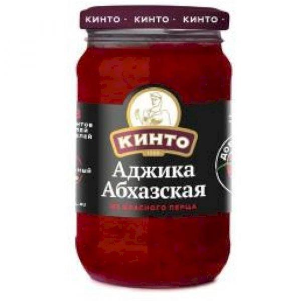 Аджика «Кинто» абхазская из красного перца с/б