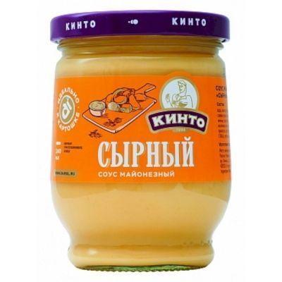 Соус майонезный «Кинто» Сырный с/б