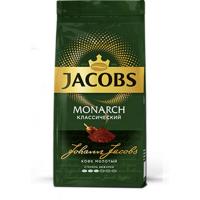 Кофе Якобс Monarch растворимый в кристаллах пак.