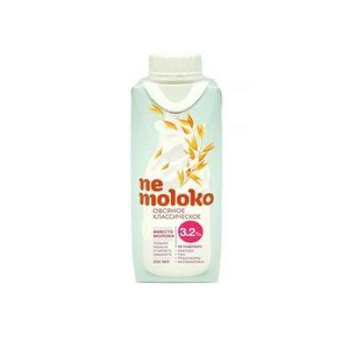 Напиток овсяный «Nemoloko» Классический пак.