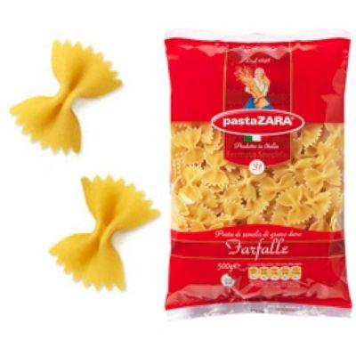 Макаронные изделия Pasta Zara Бантики №31