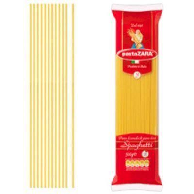 Макаронные изделия Pasta Zara Спагетти №003